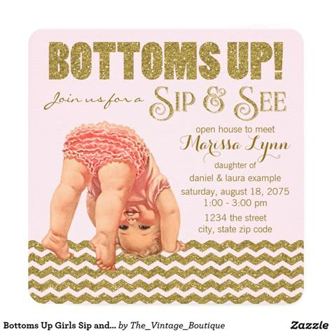 Sip And See Baby Shower by Best 25 Sip N See Ideas On Sip And See