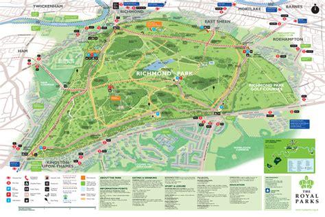 richmond park starting for the etape du tour tour climbs