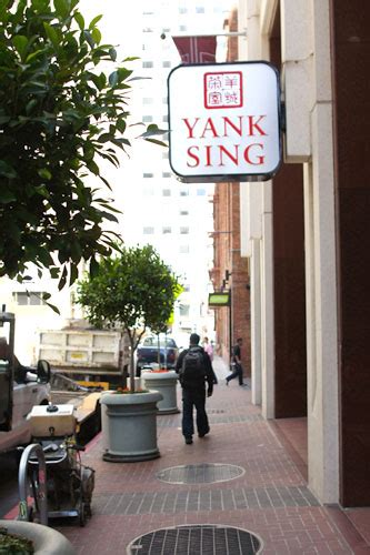 Sing Your Out In San Francisco by Kevineats Yank Sing San Francisco Ca