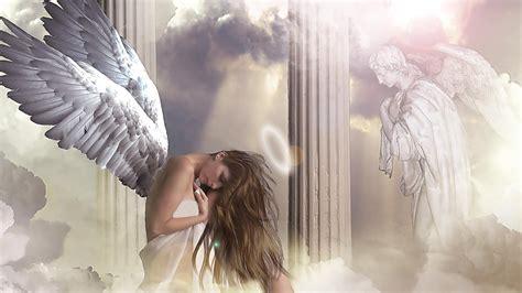 rescate en white angel angel full hd wallpaper and background 1920x1080 id 144834