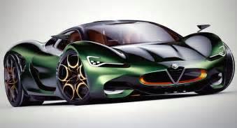 Alfa Romeo A E Se A Alfa Romeo Apostasse Num Hiperdesportivo Automonitor