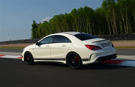 mercedes benz cla  amg  officially