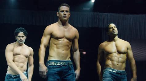 film baru xxl channing tatum ngedance seksi di teaser magic mike xxl