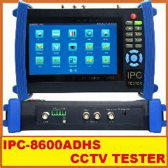 7 inch touch screen cctv security ip camera tester ipc
