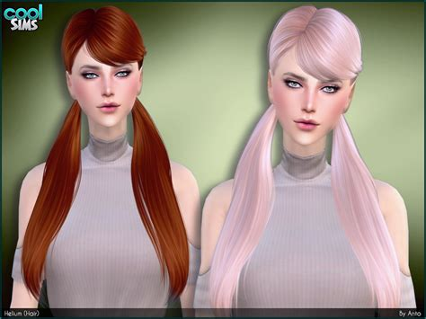 sims 4 long wavy hair without bangs sims 4 long wavy hair without bangs anto helium hair