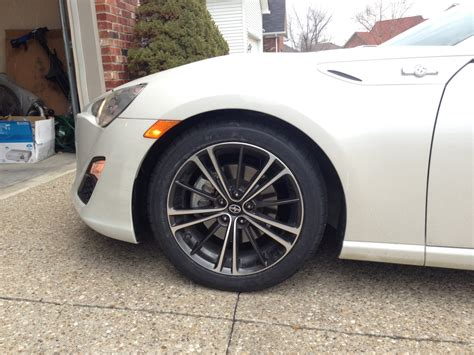 scion frs stock tires best tire size for stock rims page 4 scion fr s forum