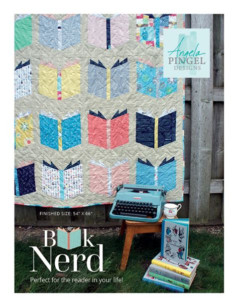 Quilt Books by Book Quilt Available Angela Pingel
