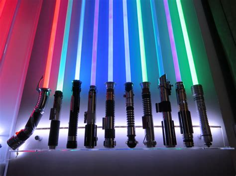 ultimate lightsaber collection chainimage