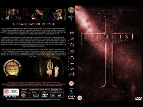 film online exorcist the beginning the exorcist the beginning 2004 movie review youtube