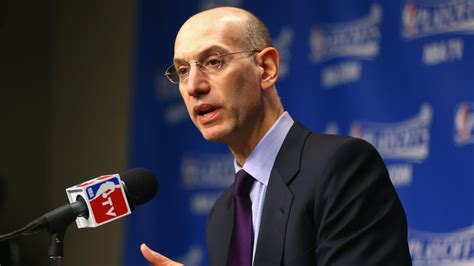 commercial star salary adam silver nba refs get roughly 90 percent of calls