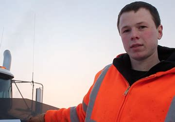 austin looking for respect on 'ice road truckers'