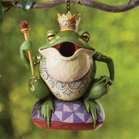 birdhouse frog by jim shore yard bird houses pinterest