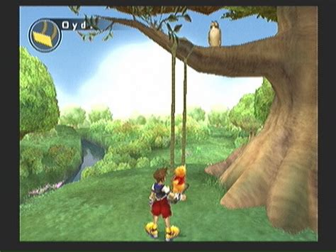 kingdom hearts pooh swing 100 acre wood kingdom hearts guide