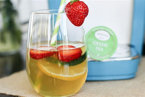 Detox With Green Tea And Water by Recipe Detox Green Tea