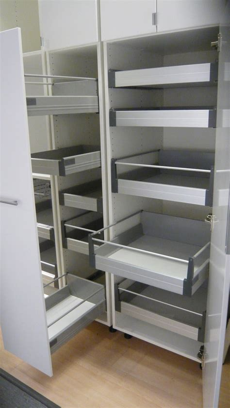pull out pantry shelves ikea organizing your new ikea kitchen easy installations