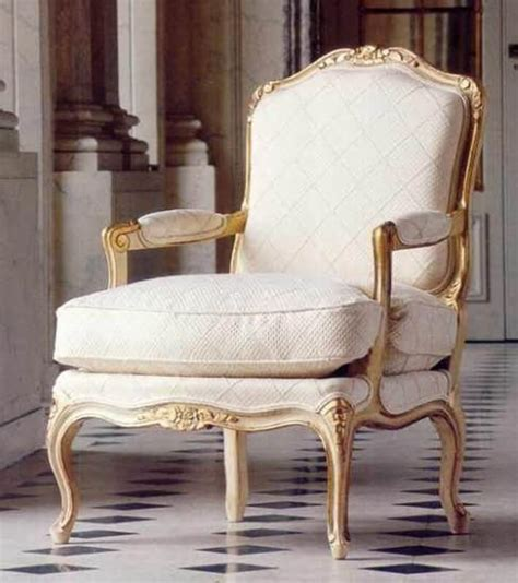 French style salon arm chair timeless interior designer