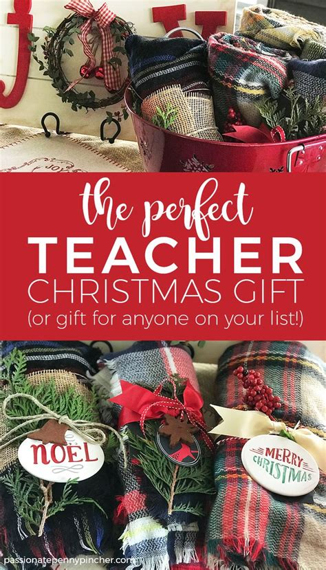 25 unique teacher christmas gifts ideas on pinterest