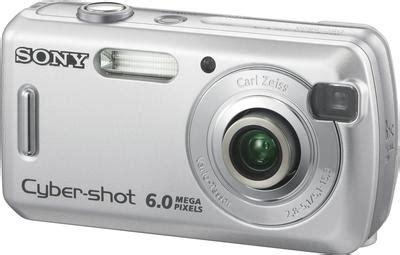 Kamera Digital Sony Dsc S600 Sony Cyber Dsc S600 Digital Announced