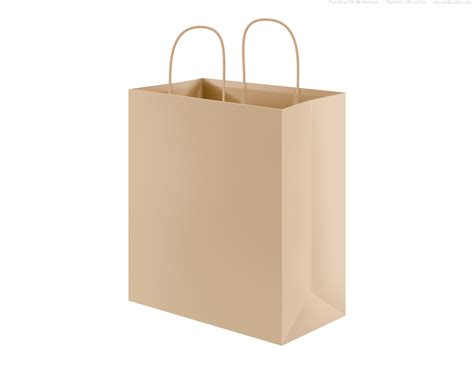 psd recycled paper shopping bag psdgraphics