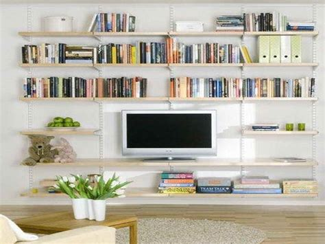 Wall To Wall Shelving Cabinet Shelving Ikea Wall Shelves Ideas A Starting