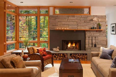 Fireplace Atlanta Ga by Greenland Road Residence In Atlanta By Studio One Architecture