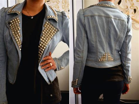 diy jackets 12 diy trendy denim jacket ideas