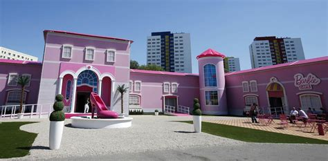 Barbies House by S Dreamhouse Now Size Reality In Florida