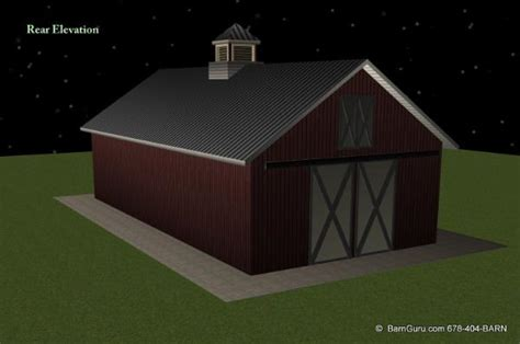 Opulent Company Tractor Shed Barn Builder In Ga