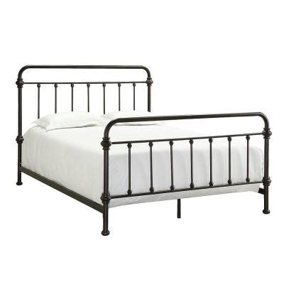 Size Bed Frame Sale Homesullivan Calabria Metal Size Bed For Sale In