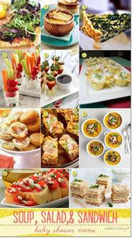 soup kitchen menu ideas baby shower food ideas baby shower easy menu ideas