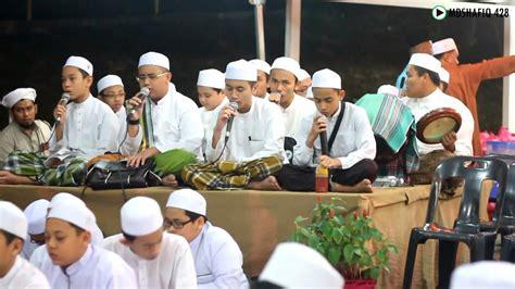 download mp3 qasidah al quran matis mahad tahfiz imam as syafiee qasidah al maddad