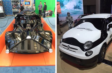 Star Wars Auto by Star Wars Toy Cars And Weird Suv Convertibles Highlights