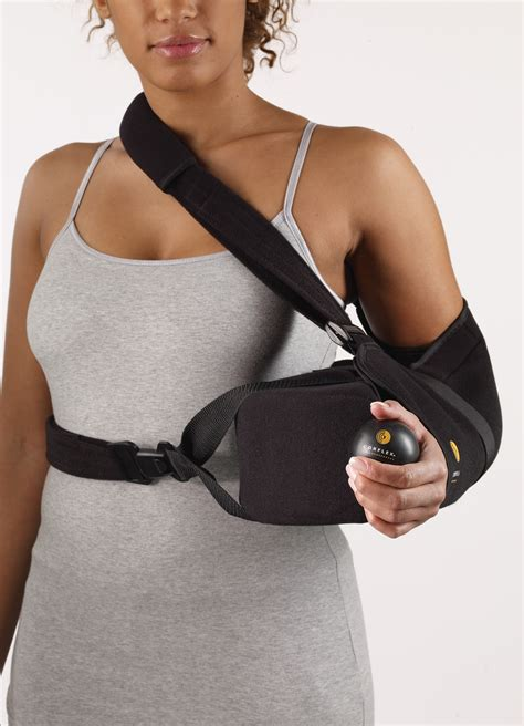 Pillow For Rotator Cuff by Corflex Inc Ultra Shoulder Abduction Pillow W Sling