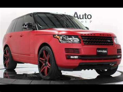 land rover for sale florida 2013 land rover range rover supercharged for sale in