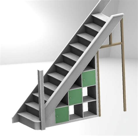 ikea stairs 28 images expedit stairs storage ikea ikea expedit hack under stairs storage achterkamer