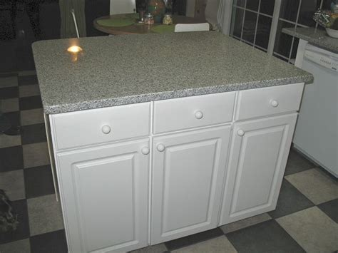 you want your own island make one diy kitchen island
