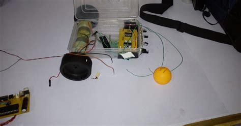 membuat robot elektronik cara membuat robot ball follower robot pengikut bola