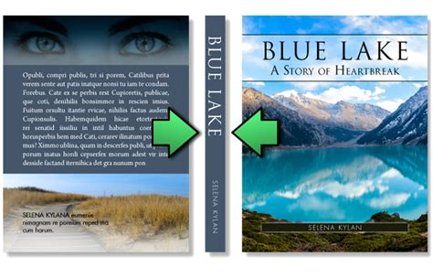 design book cover using microsoft word book cover template free ms word cover templates