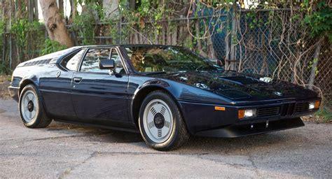 1981 s bmw m1 for sale on ebay drivers magazine