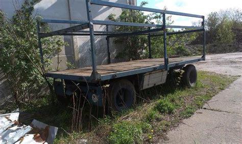 bauwagen fahrgestell fahrgestell bauwagen wohnwagen holztransporter in