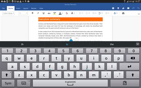 word for android microsoft brings office to everyone everywhere stories