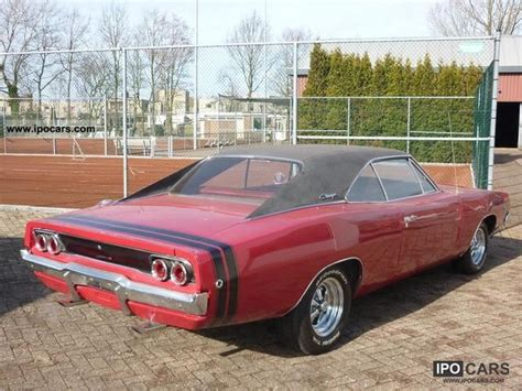 1968 dodge charger specs 1968 dodge charger car photo and specs