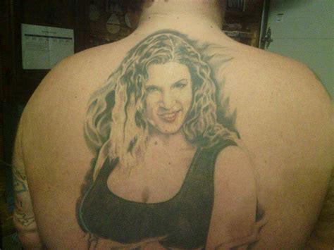 nipple tattoo vince wrestling fan tattoos not always the best idea