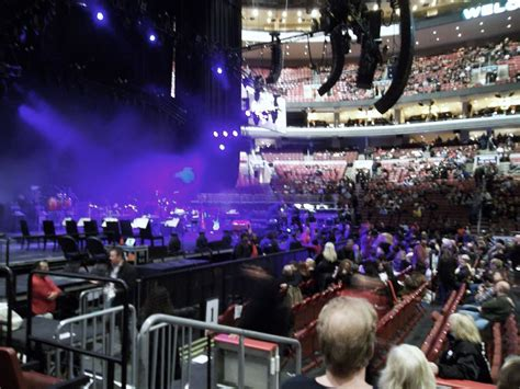 Section 124 Fargo Center by Fargo Center Section 124 Concert Seating Rateyourseats
