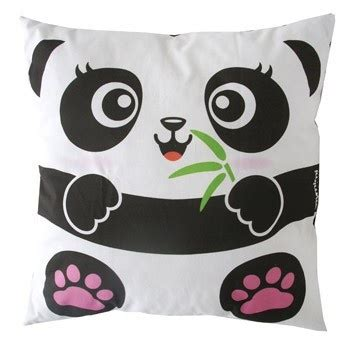 Panda Pillows by Po芻et Nejlep蝪 237 Ch Obr 225 Zk蟇 Na T 233 Ma Sewing And