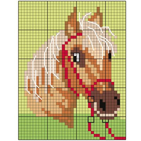 1000 Id 233 Es Sur Le Th 232 Me Cross Stitch Horse Sur Pinterest