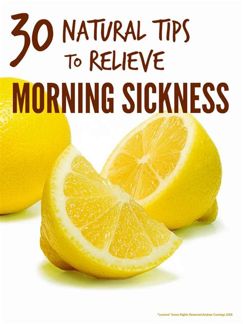 25 best ideas about morning sickness remedies on