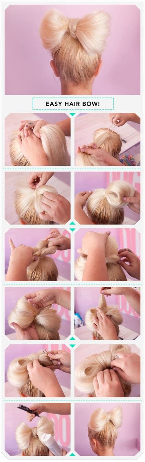 hairstyles for long hair step by step instructions 20 beautiful hairstyles for long hair step by step