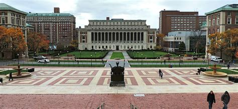 Mba Admissions In Nyc by Gmat Toefl Scores For The Columbia Business