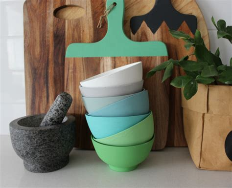 Diy Ombr 233 Bowls Using Chalk Paint By Sloan For